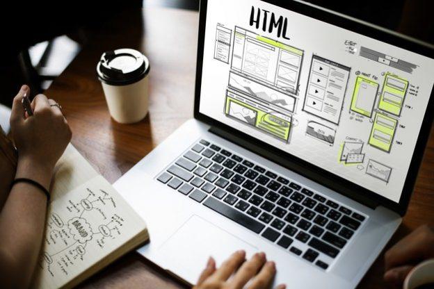 Online web design Free Photo