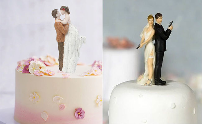 Remarkable First Anniversary Cake Design To Make Your Spouse Surprise