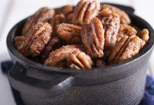 caramelised nuts